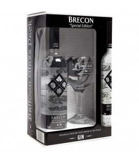 Gin Brecon Limited Special Edition + Glass