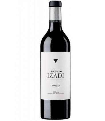 izadi el regalo reserva - comprar vino tinto - comprar rioja - izadi