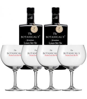 gin the botanical premium