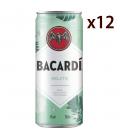 Bacardi Mojito Cocktail Caja 12