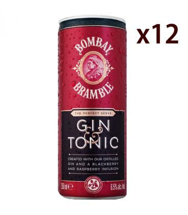 Gin Tonic Bramble Caja 12