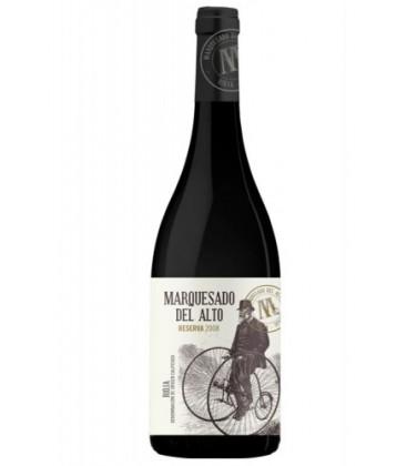 marquesado del alto reserva - comprar vino tinto - comprar rioja - rioja