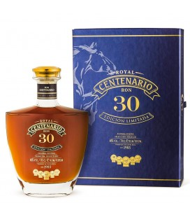 Ron Centenario 30 Years Limited Edition + Case