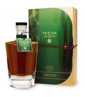 Teeda Aged Japanese Rum 21 años
