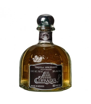 Tequila la Cofradia Reposado 70cl.