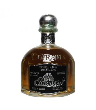 Tequila La Cofradia Añejo 70cl.