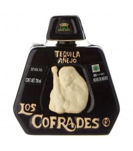 """Tequila Cofradia """"Los Cofrades"""" Añejo 70cl."""