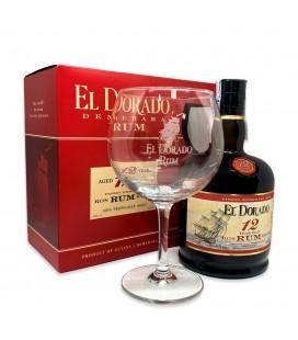 El Dorado 12 Años + copa