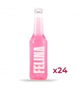 Felina Drink Pink 33Ml. Caja 24 Ud.