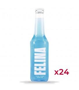 Felina Drink Blue 33Ml. Caja 24 Ud.