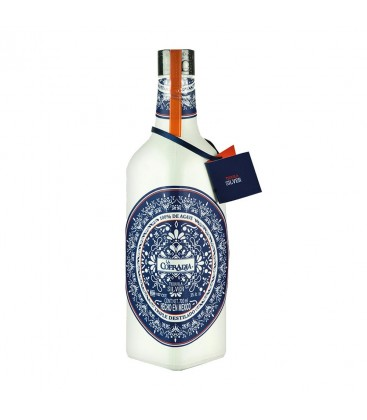 Edición Tequila Cofradia Cerámica One Blanco 70cl.