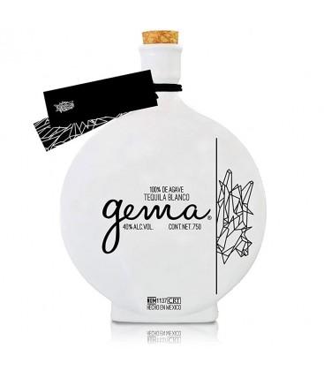 Tequila Cofradía Cerámica Gema Silver