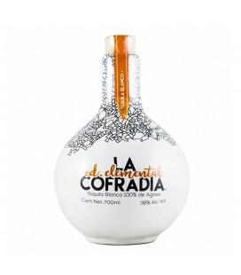 Tequila Cofradía Elemental Silver Edition 70cl.