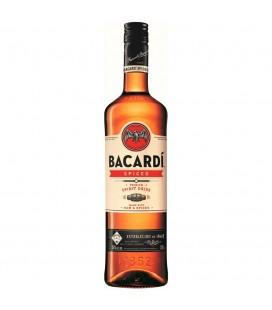 Bacardi Spiced 70 Cl.