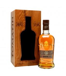 Tomatin Single Malt Whisky 36 años + Estuche Ed. Limitada