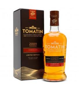 Tomatin Single Malt Whisky Caribbean Rum Finish 2009 5Cl.