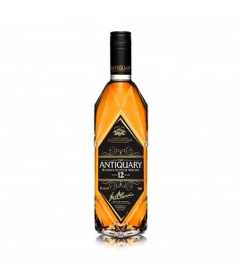 The Antiquary Blended Scotch Whisky 12 años 70 Cl.