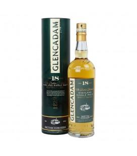 Glencadam Single Malt Whisky 18 Años