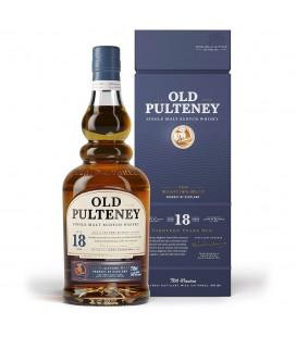Old Pulteney 18 Single Malt Whisky 70cl.