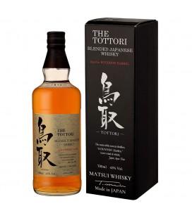 Tottori Blended Whisky Bourbon Barrel 70 cl.