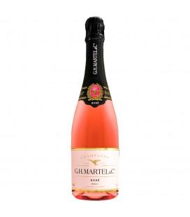 Champagne Martel Rosé Brut 75Cl.