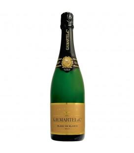 Champagne Martel Blanc de Blancs 75Cl.