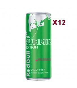 Red Bull Fruta del Dragon Caja 12Uds