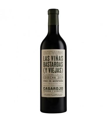 Las Viñas Bastardas Tinto 75cl.