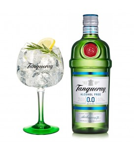 Pack Tanqueray 0.0 + Glass