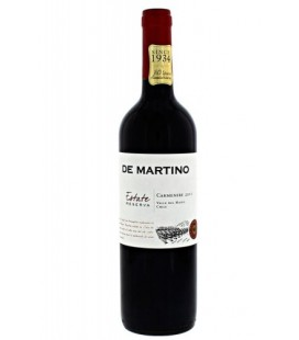 De Martino Estate Carmenere 2015