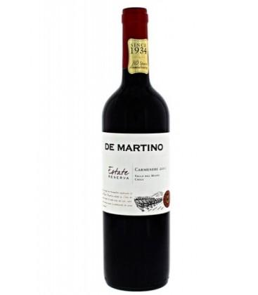 de martino estate carmenere - comprar vino tinto - comprar de martino - chile