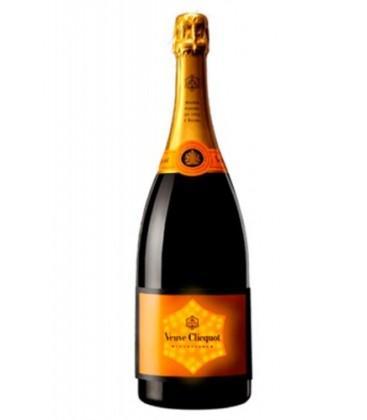 veuve clicquot brut etiqueta luminosa - veuve clicquot brut - champagne - veuve