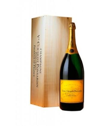 veuve clicquot brut jeroboam 3l - comprar champagne - comprar veuve clicquot