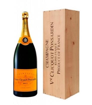 veuve clicquot brut salmanazar 9l - comprar champagne - comprar veuve clicquot