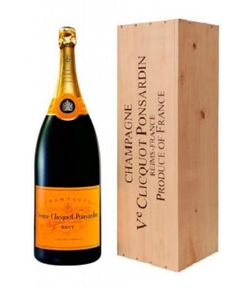 veuve clicquot brut nabuchodonosor - comprar champagne - comprar veuve clicquot