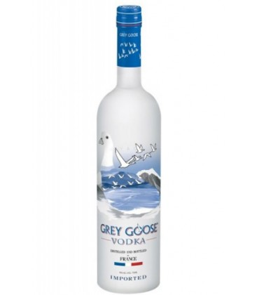 vodka premium grey goose