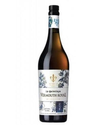 vermouth la quintinye royal blanc