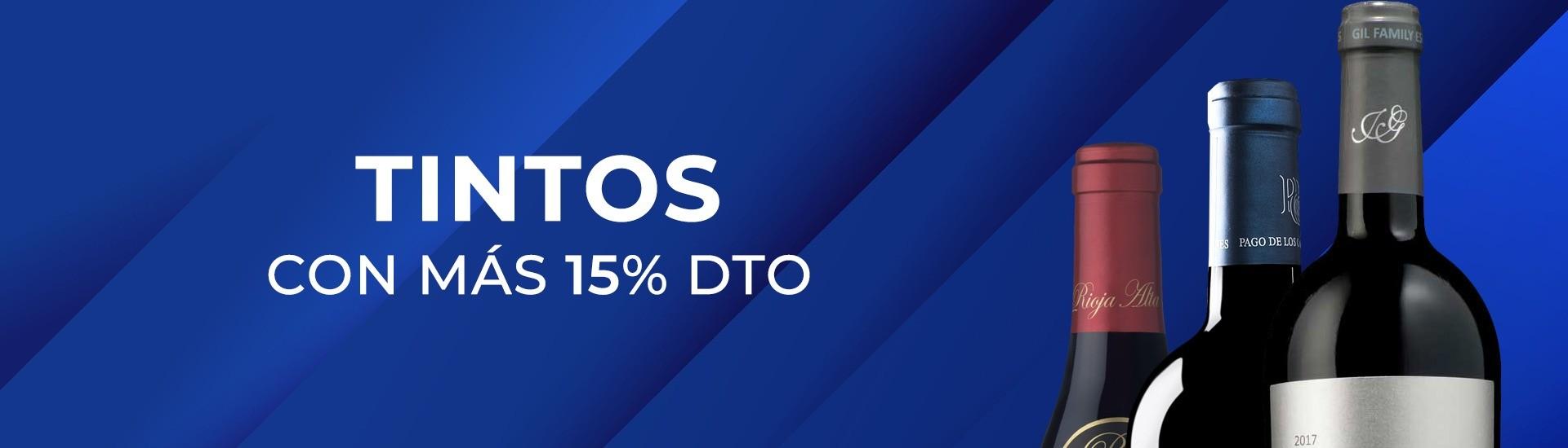 TINTOS 15%