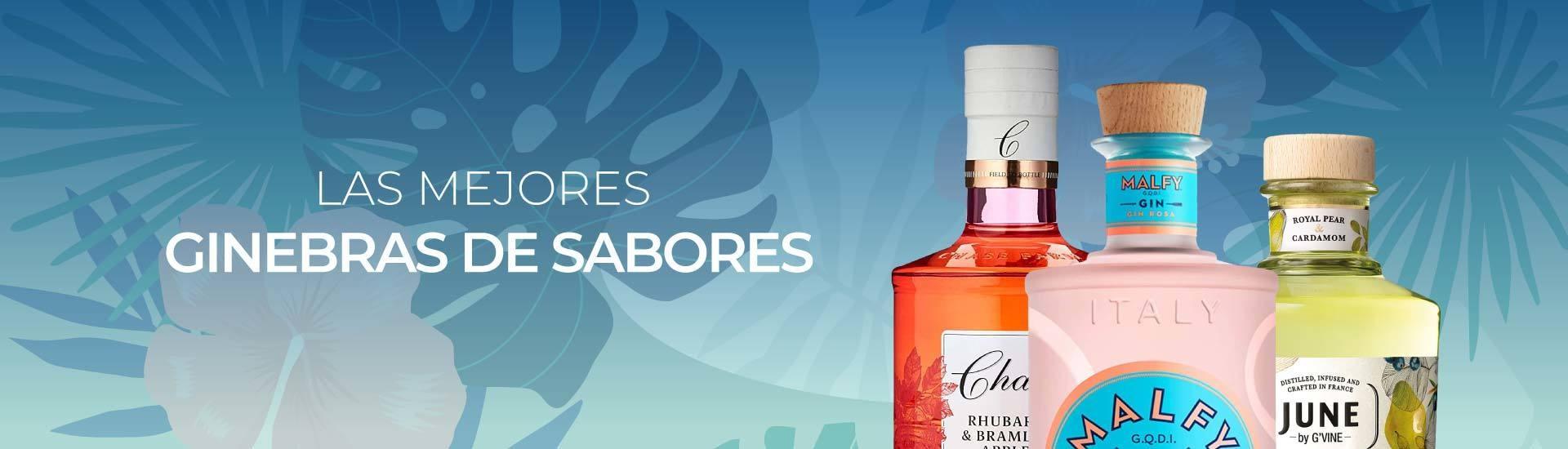 GINEBRAS DE SABORES