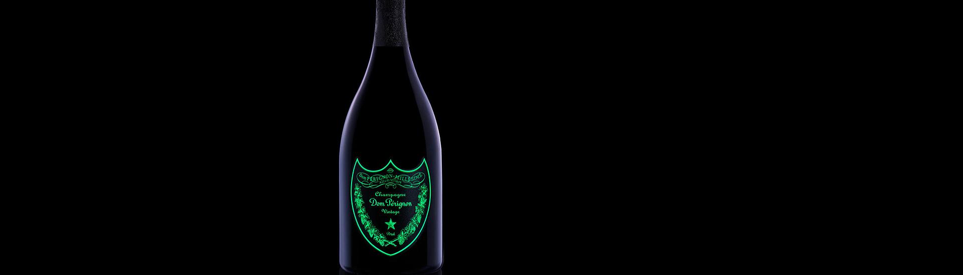 Dom Pérignon Vintage Etiqueta Luminosa 2010