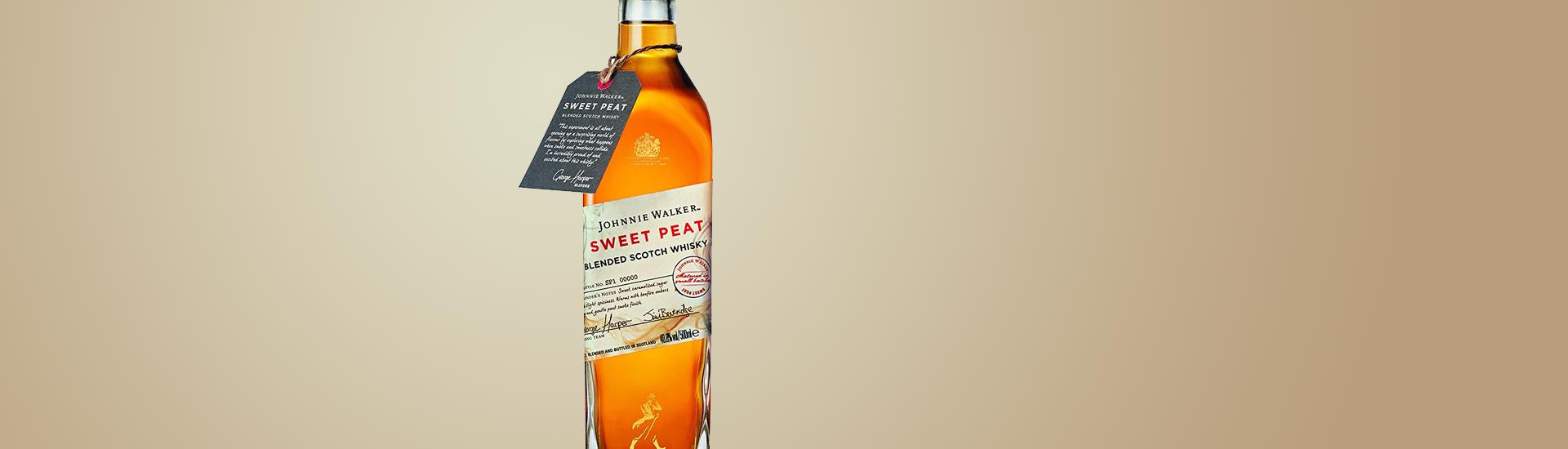 Johnnie Walker Sweet Peat - Whisky - Peat